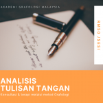 Analisis Tulisan Tangan (AGM) Aug 2020